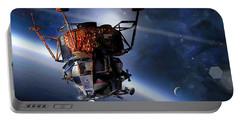Apollo 9 Lunar Module Portable Battery Charger