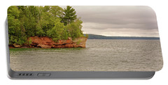 Apostle Islands Portable Battery Charger
