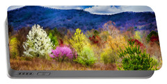 Appalachian Spring In The Holler Portable Battery Charger