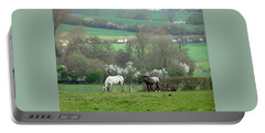 Appaloosa In May Portable Battery Charger
