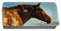 Appaloosa Mare Portable Battery Charger