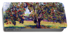 Apple Tree Orchard Portable Battery Charger