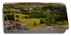 Approaching The Great Divide Portable Battery Charger