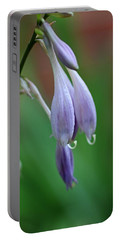 Portable Battery Charger featuring the photograph April Ends by Michiale Schneider