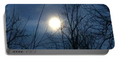 April Moonlight Portable Battery Charger