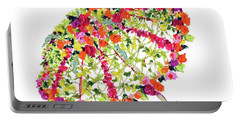 April Showers Bring May Flowers Portable Battery Charger