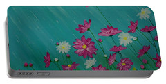 April Showers Portable Battery Charger