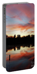 April Sky 23 Portable Battery Charger