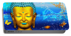 Aqua Buddha Portable Battery Charger