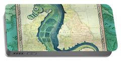 Aqua Maritime Seahorse Portable Battery Charger