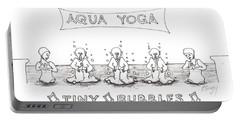 Aqua Yoga Portable Battery Charger