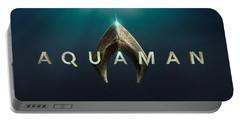Aquaman Portable Battery Charger