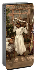 Arab Dancing Girls - Remastered Portable Battery Charger