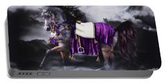 Arabian Horse  Shaitan Portable Battery Charger
