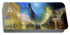 Arbat Night Lights Portable Battery Charger