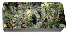 Arboreal Lichens Portable Battery Charger