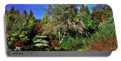 Arboretum Autumn Colors Portable Battery Charger