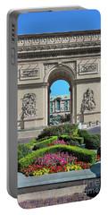 Arc De Triomphe Paris Casino Las Vegas Portable Battery Charger