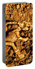 Archaeology Dig Portable Battery Charger