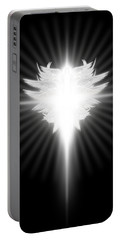 Archangel Cross Portable Battery Charger