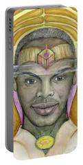 Archangel Raphael Portable Battery Charger