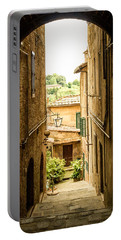 Arched Alley Portable Battery Charger