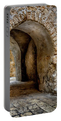 Arched Walkway Portable Battery Charger
