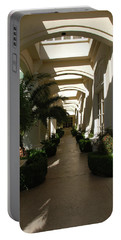 Portable Battery Charger featuring the photograph Arches by John Schneider
