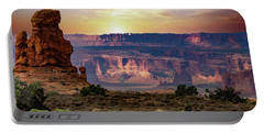 Arches National Park Canyon Portable Battery Charger
