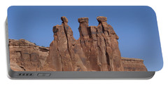 Arches National Park Portable Battery Charger by Cynthia Powell