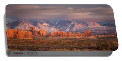 Arches National Park Pano Portable Battery Charger
