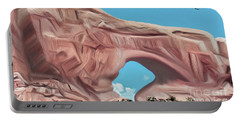 Arches National Park Portable Battery Charger by Walter Colvin