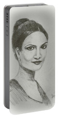 Archie Panjabi Portable Battery Charger