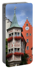 Architectural Details In Old City Portable Battery Charger