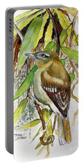 Arctic Warbler Portable Battery Charger