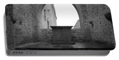 Ardfert Cathedral Portable Battery Charger