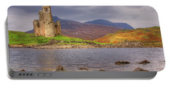 Ardvreck Castle Portable Battery Charger