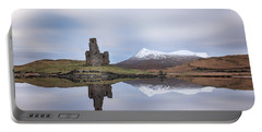 Ardvreck Castle Reflection Portable Battery Charger