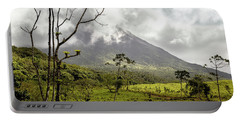 Arenal Volcano, Costa Rica Portable Battery Charger