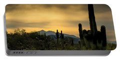 Arizona And The Sonoran Desert Portable Battery Charger