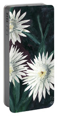 Arizona-queen Of The Night Portable Battery Charger