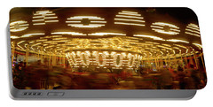 Arizona State Fair Carousel October 26, 2017 Portable Battery Charger