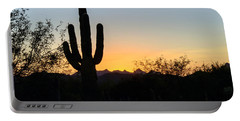 Arizona Sunset Portable Battery Charger