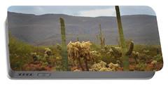 Arizona's Sonoran Desert  Portable Battery Charger