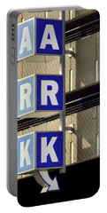 Portable Battery Charger featuring the photograph Ark - This Way by Nikolyn McDonald
