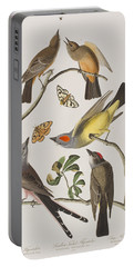 Arkansaw Flycatcher Swallow-tailed Flycatcher Says Flycatcher Portable Battery Charger