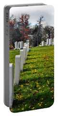 Arlington National Cemetery Hill Portable Battery Charger