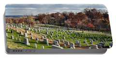 Arlington National Cemetery Hillside Portable Battery Charger