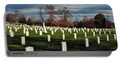 Arlington National Cemetery Landscape II Portable Battery Charger