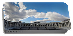 Arlington National Cemetery Memorial Amphitheater Panorama Portable Battery Charger